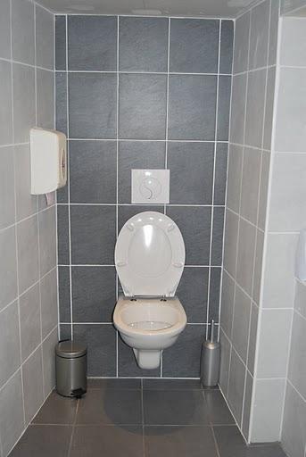 Wc-Suspendu-Avec-Faience intérieur Faience Wc