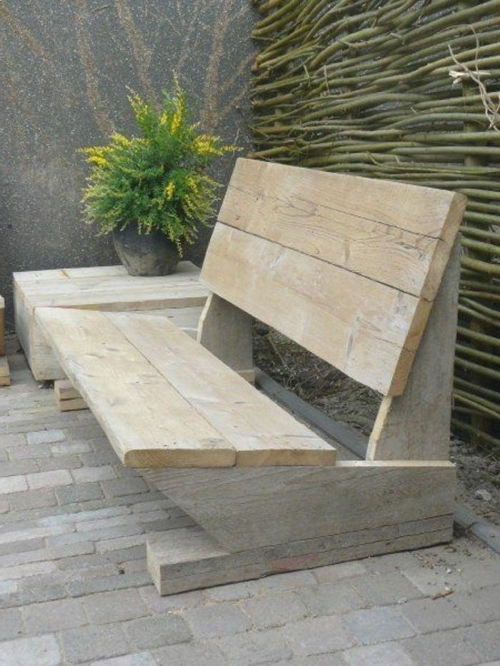 Woodworking Diy Projects By Ted - Banc-De-Jardin-Leroy pour Banc De Jardin Leroy Merlin