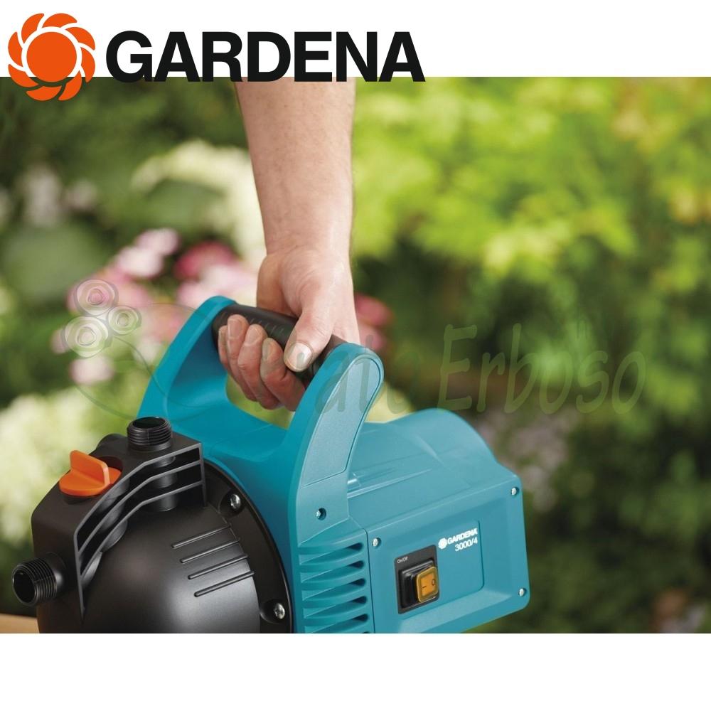 3000/4 Classic - Pompe De Jardin - Gardena dedans Pompe De Jardin