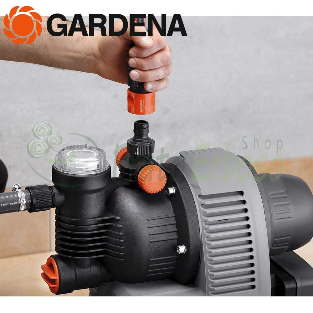 4000/5 Comfort - Pompe De Jardin - Gardena encequiconcerne Pompe De Jardin