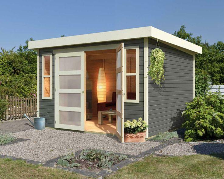 73 Best Abris, Pergolas, Cabanes | Outdoor Images On concernant Abri De Jardin Design Toit Plat