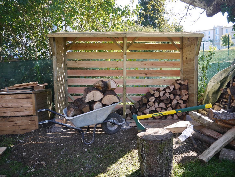 Abri Bois | Notre Maison Ossature Bois avec Abri Bois