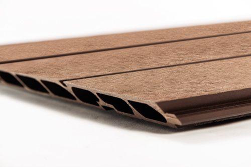 Abri De Jardin En Bois Composite Fusion En Destockage intérieur Destockage Lame Composite