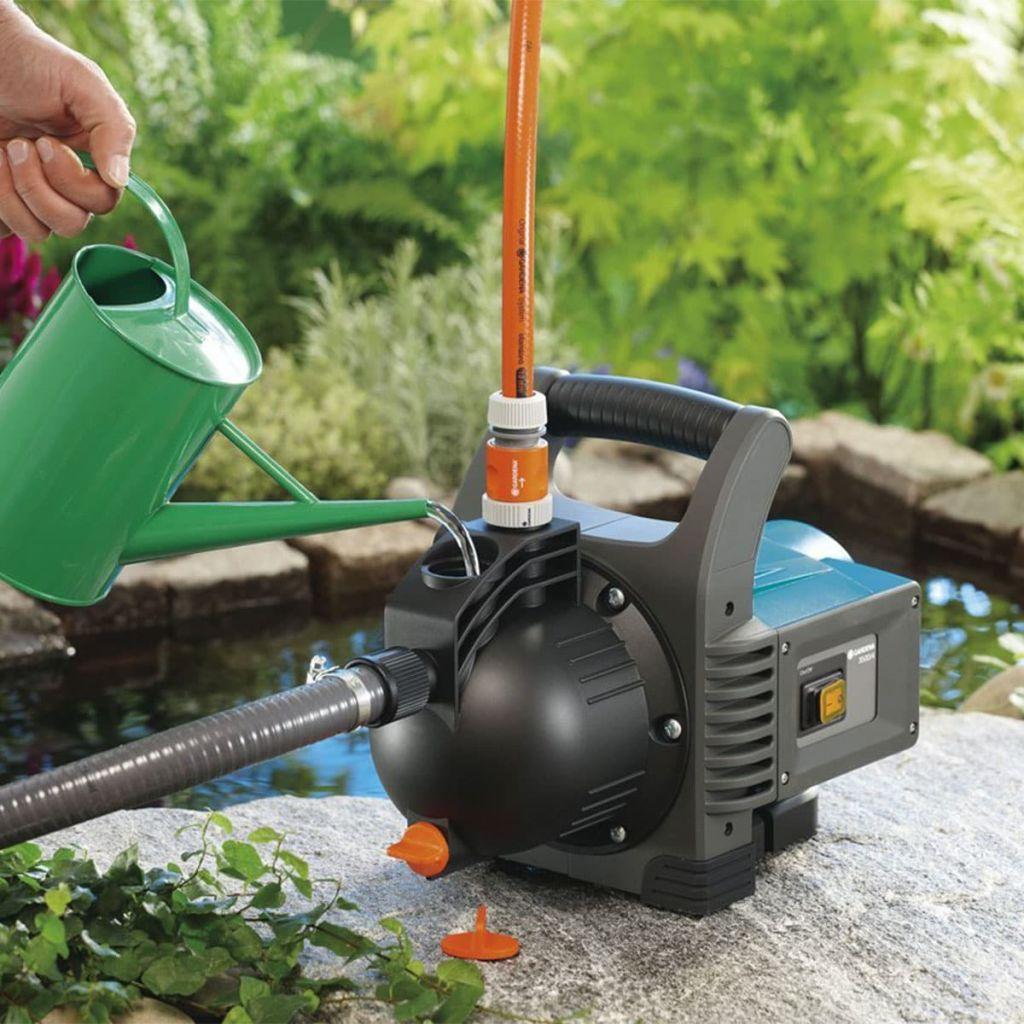 Acheter Gardena Kit De Pompe De Jardin Classic 3500/4 800 pour Pompe De Jardin