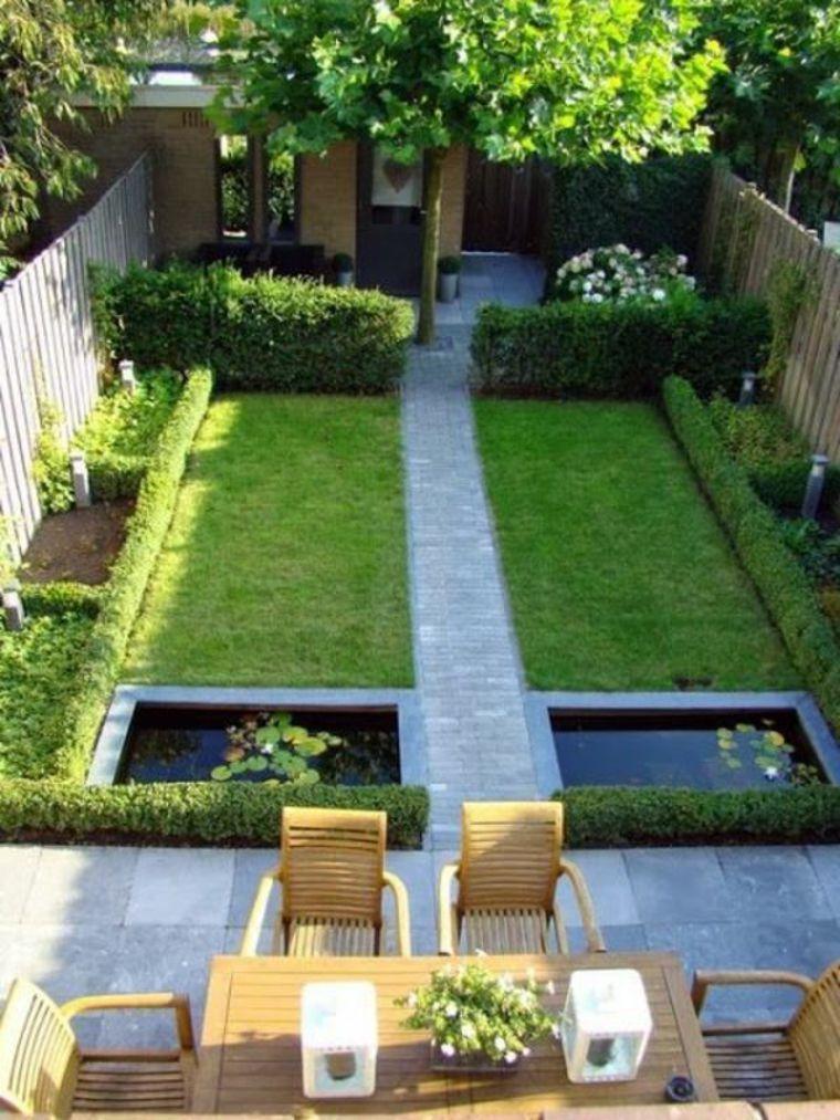 Aménagement Petit Jardin De Ville : 12 Idées Sur Pinterest | Aménager Petit Jardin, Comment à Un Jardin En Ville