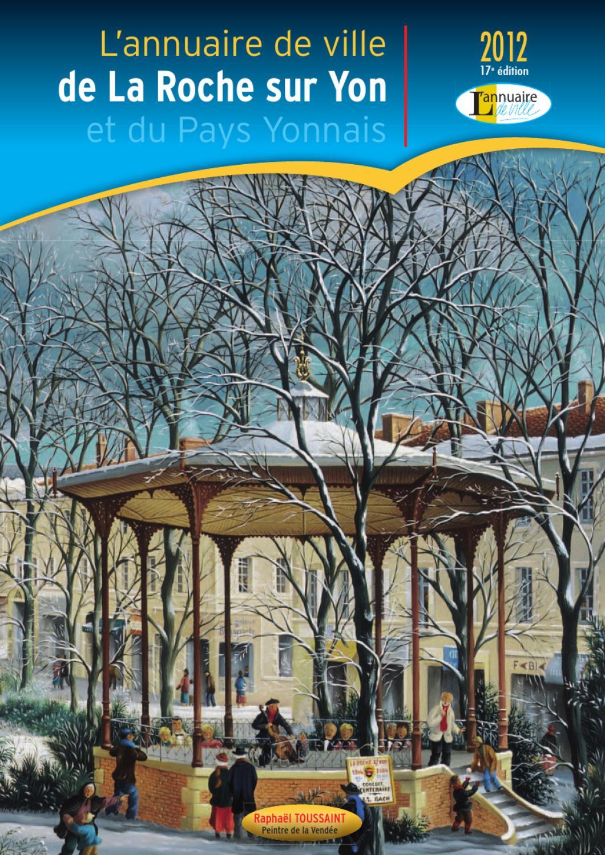 Annuaire De Ville La Roche Sur Yon By Adv France - Issuu tout Spa La Roche Sur Yon