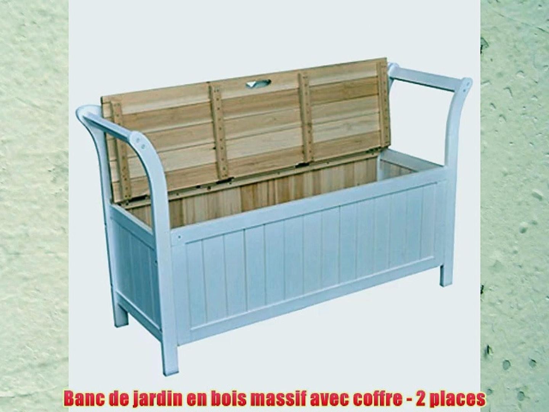 Banc Coffre Bois Banc Coffre De Jardin Beautiful Chaise Coffre destiné Coffre De Jardin Lidl