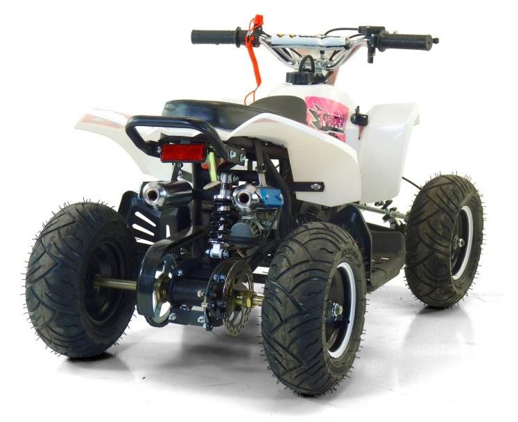 Booster Quad Neo X Moteur Thermique Essence 50Cc Mini Quad serapportantà Quad Thermique Enfant