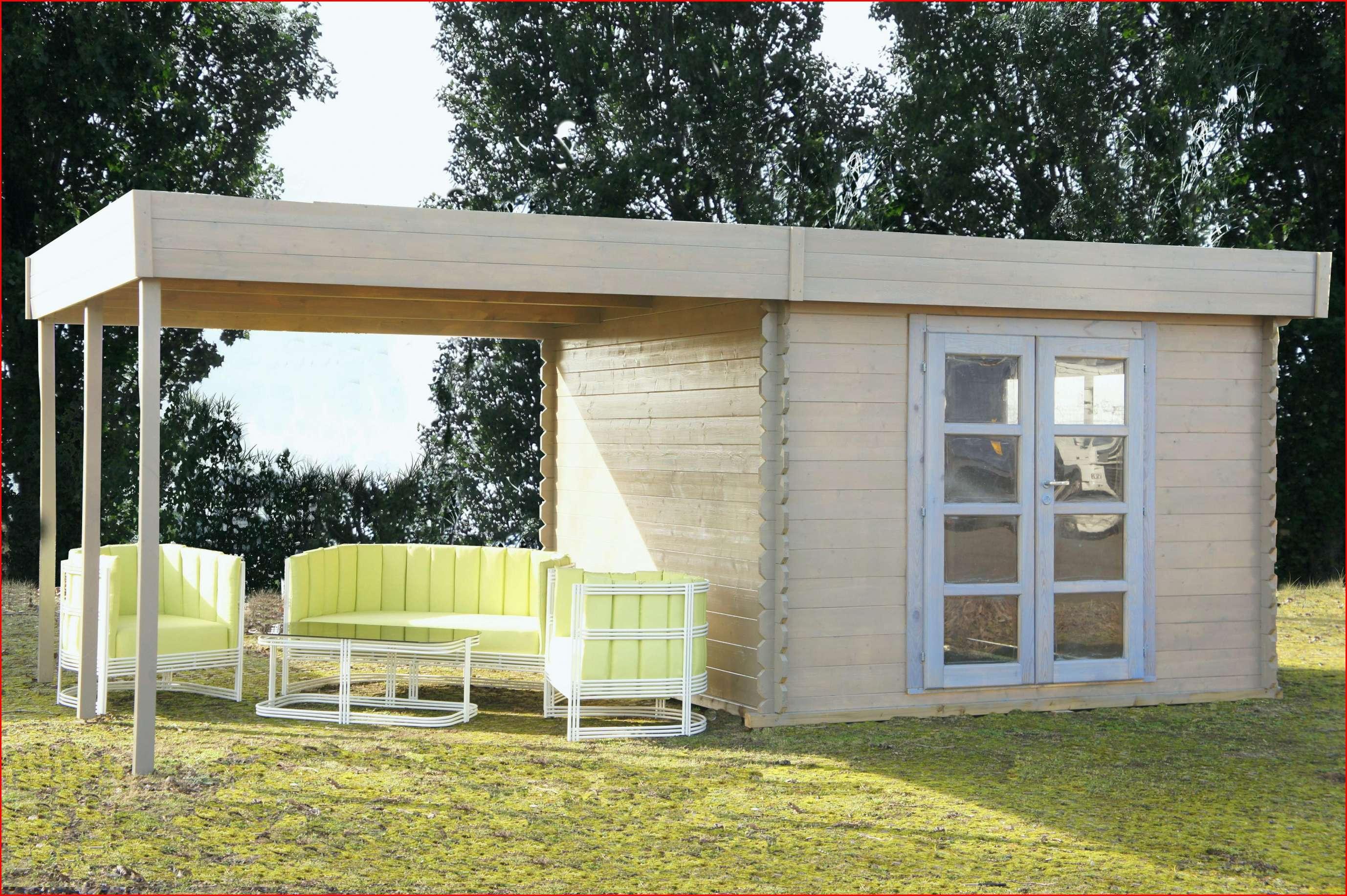 Cabane De Jardin Design Abri De Jardin Moderne Toit Plat à Abri De Jardin Design Toit Plat