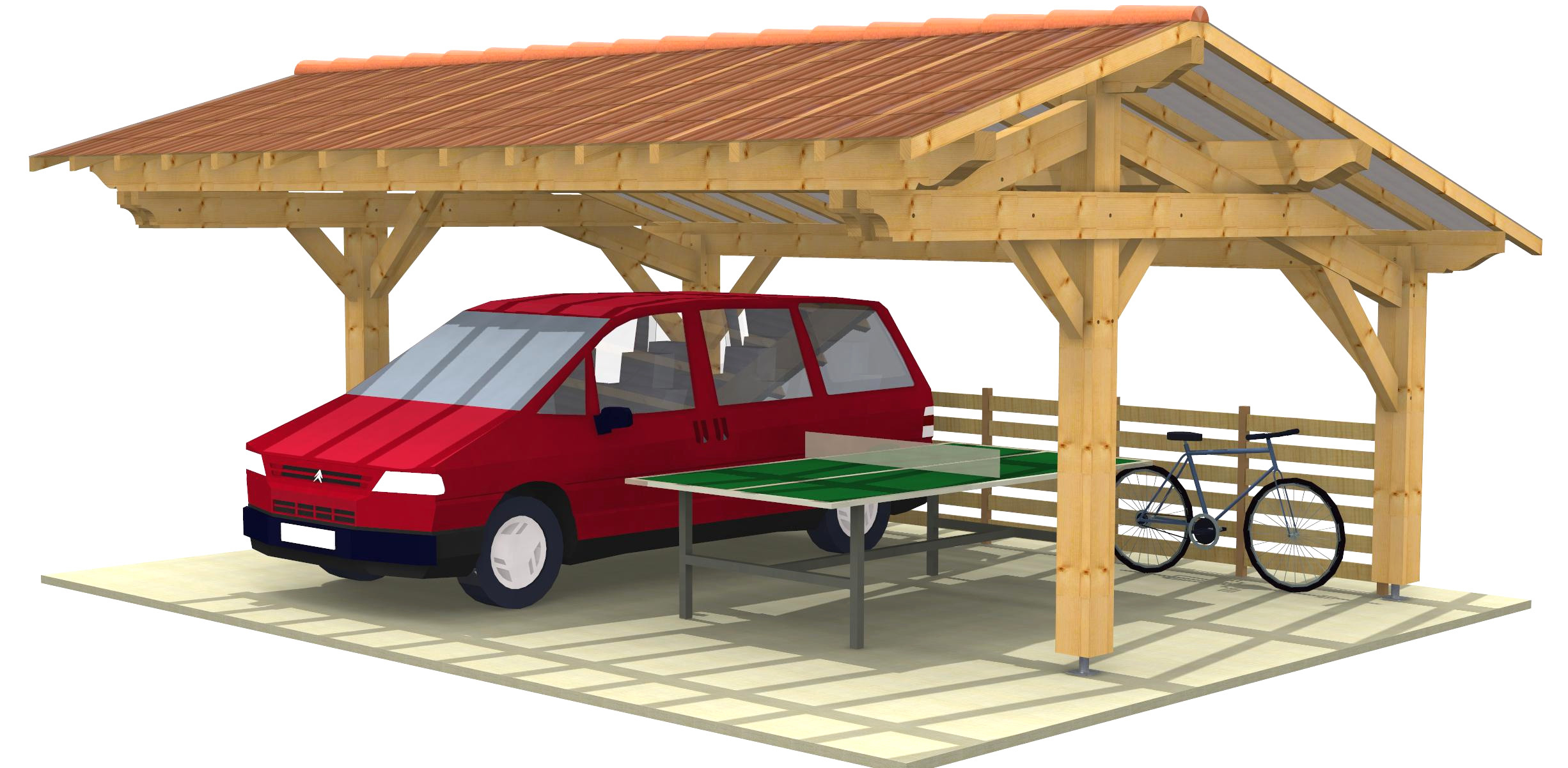 Carport Adoss Pour Camping Car Le Carport Campingcar encequiconcerne Abri Camping Car Brico Dépôt