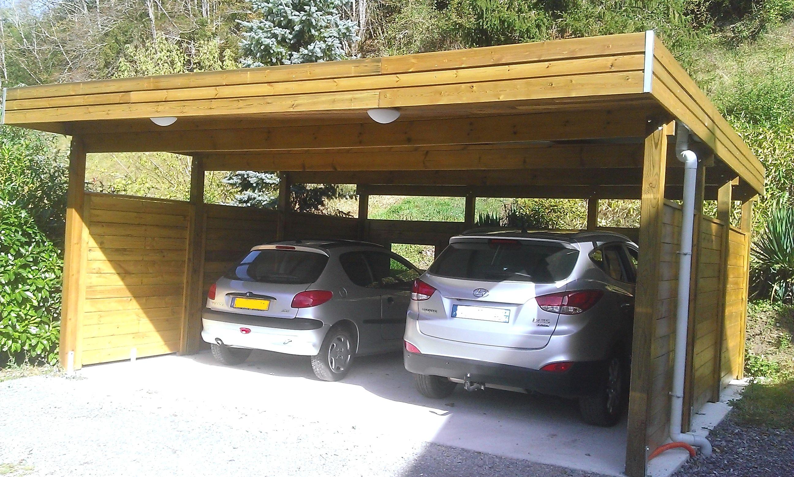 Carport Adoss Pour Camping Car Le Carport Campingcar serapportantà Abri Camping Car Brico Dépôt