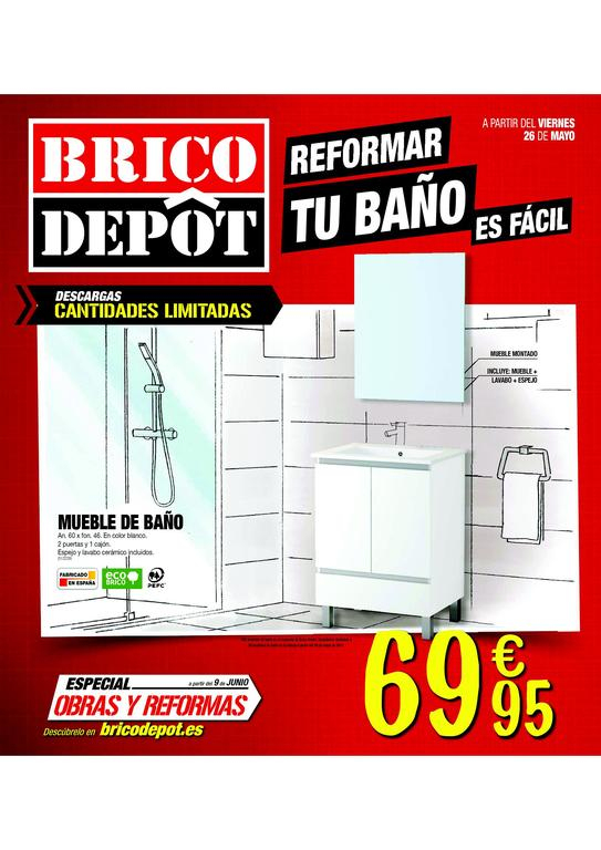 Catálogo Brico Depot Junio 2017 - Bricolaje10 à Bricodepot