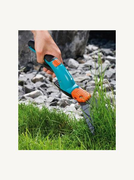 Cisaille Gazon Orientable Gardena, Achat Cisailles De à Cisaille À Gazon