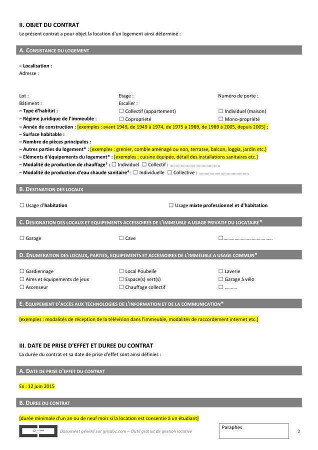 Contrat De Location Logement Meuble Doc Pdf Page 2 Concernant Contrat De Location Meuble Pdf Agencecormierdelauniere Com Agencecormierdelauniere Com