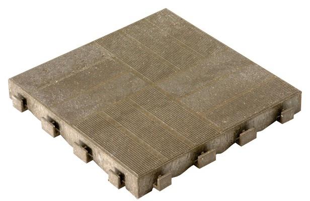 Dalle De Terrasse Composite - Brico Dépôt intérieur Lame De Terrasse Composite Brico Depot