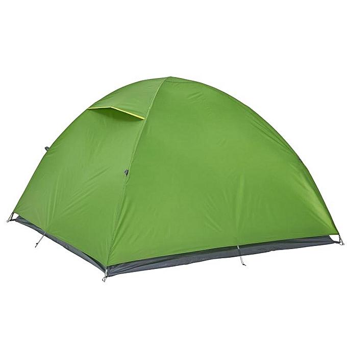 Decathlon Tente De Camping 3 Places - Vert - Prix Pas Cher tout Tente De Plage Decathlon