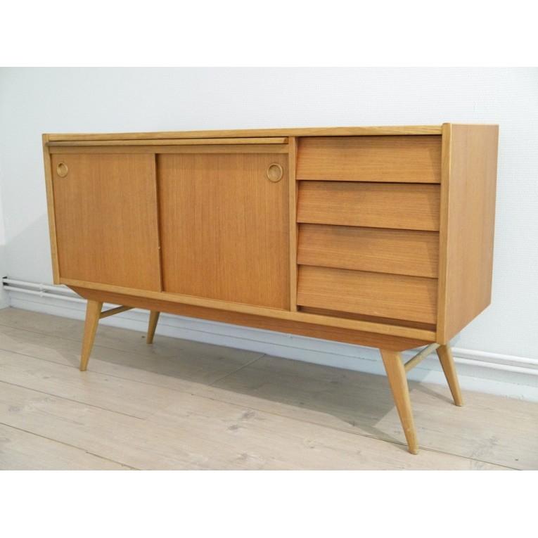 Enfilade Vintage Mobilier Scandinave - La Maison Retro à Meubles Scandinaves Vintage