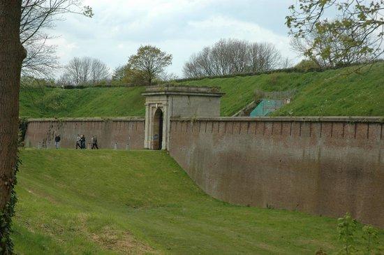 Entry To The Fortress - Picture Of Les Jardins Suspendus pour Jardin Suspendu Le Havre