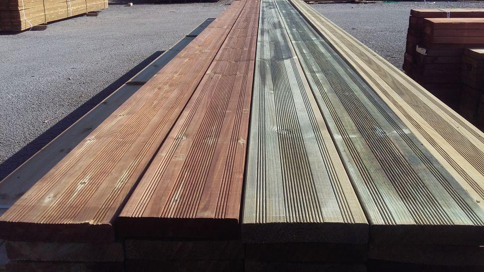 Eurosol, Destockage De Bois Pour Terrasse À Quimper pour Destockage Lame Composite