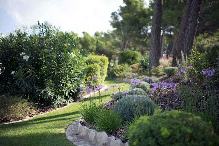 Extérieurs Design - Le Magazine Du Nouvel Art De Vivre Outdoor tout Jardin De Provence