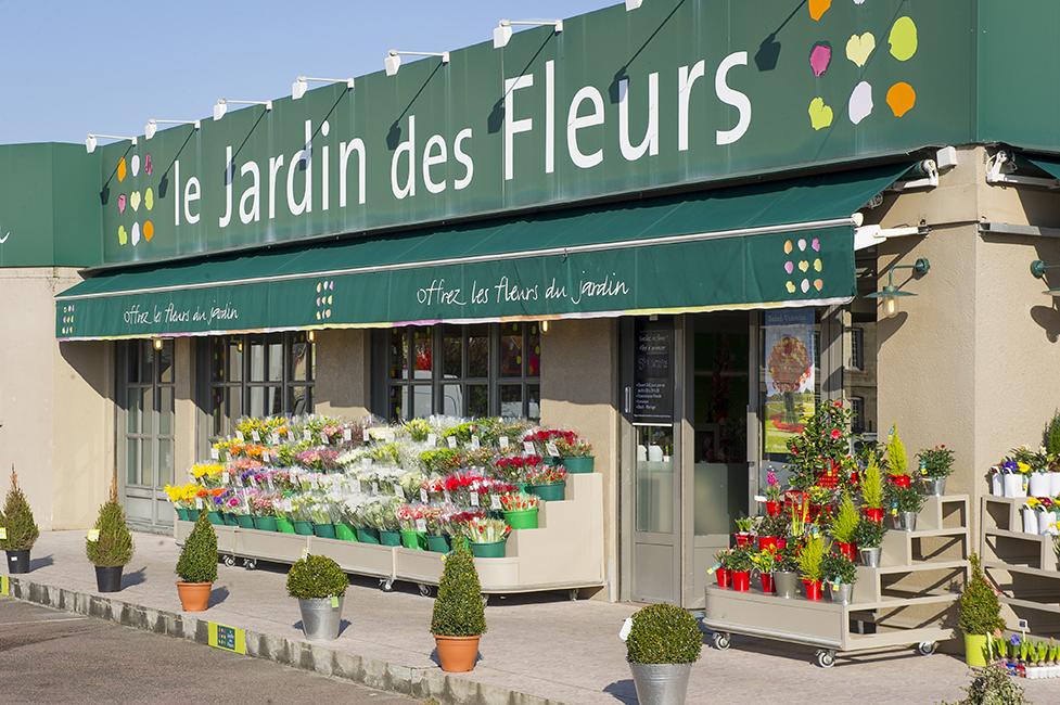 Franchise Expo - Flora Nova - Des Enseignes Fleuristes encequiconcerne Le Jardin Des Fleurs