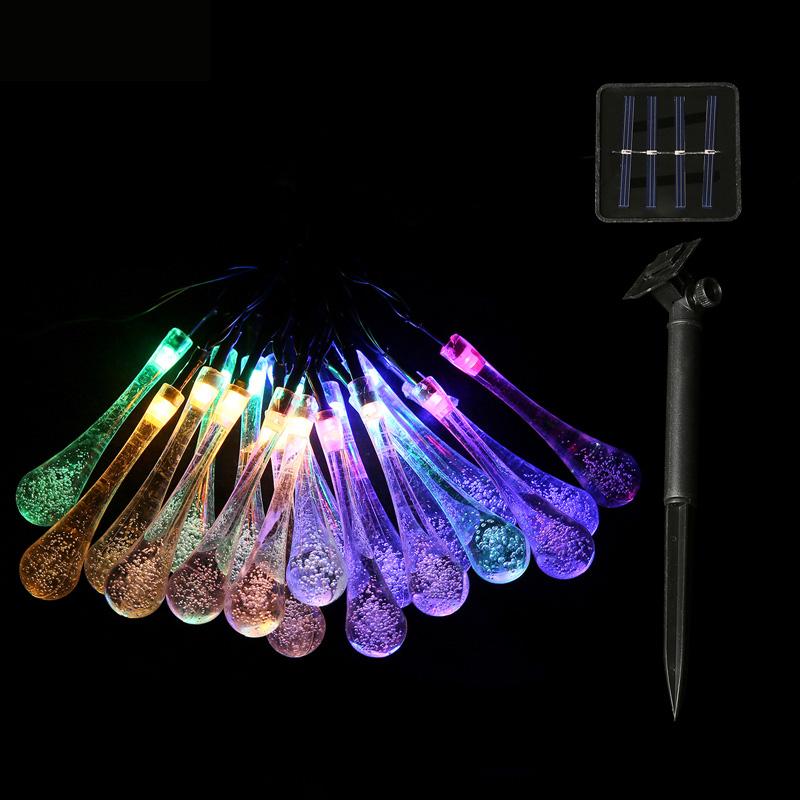 Guirlande Éclairage Décoratif Extérieur Luminaire Jardin avec Guirlande Lumineuse Exterieur Professionnel
