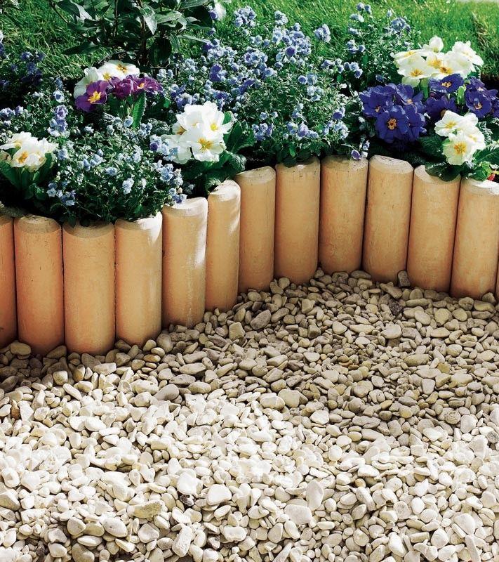 #Idée #Déco Pour Votre #Jardin ! Découvrez La #Bordure # encequiconcerne Bordure Pierre Reconstituée