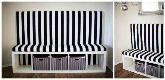 Ikea Hacks / Diy Pour Meubles Suédois En Reconversion intérieur Meuble Suedois