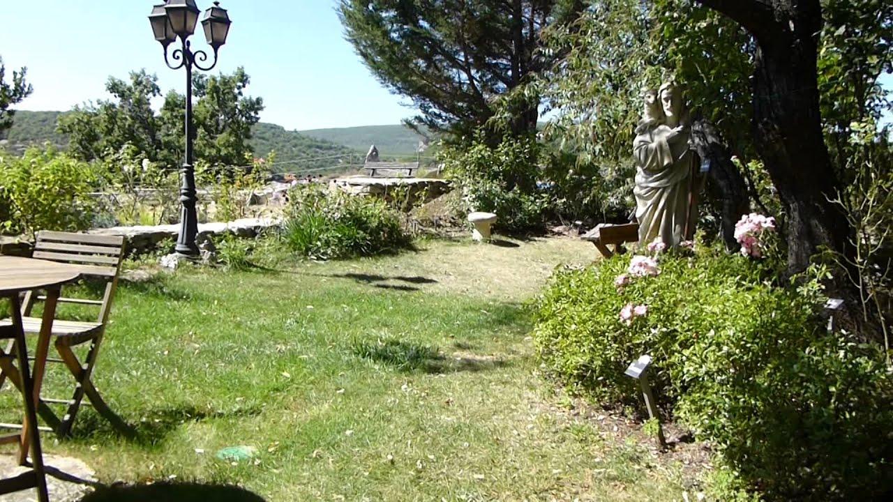 Jardin De L'Abbaye De Valsaintes À Simiane-La-Rotonde encequiconcerne Jardin De Provence