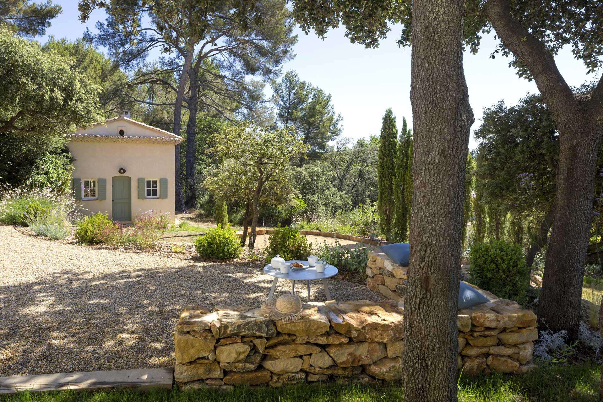 Jardin De Provence - Morvant & Moingeon avec Jardin De Provence