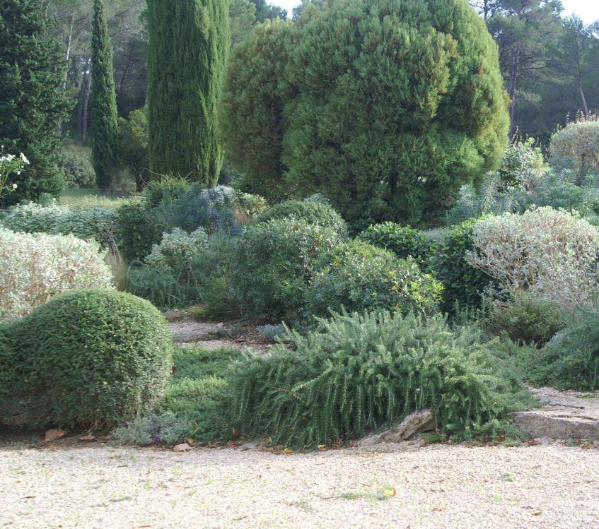 Jardin De Rocaille À Saint Remy De Provence Dans Les concernant Jardin De Provence