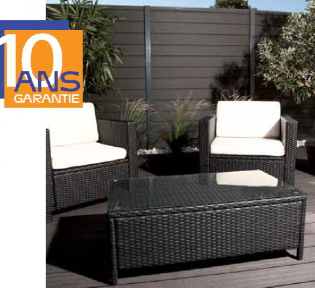 Jardin/Piscine | Clôtures Bois Composite | Clôture Bois concernant Destockage Lame Composite