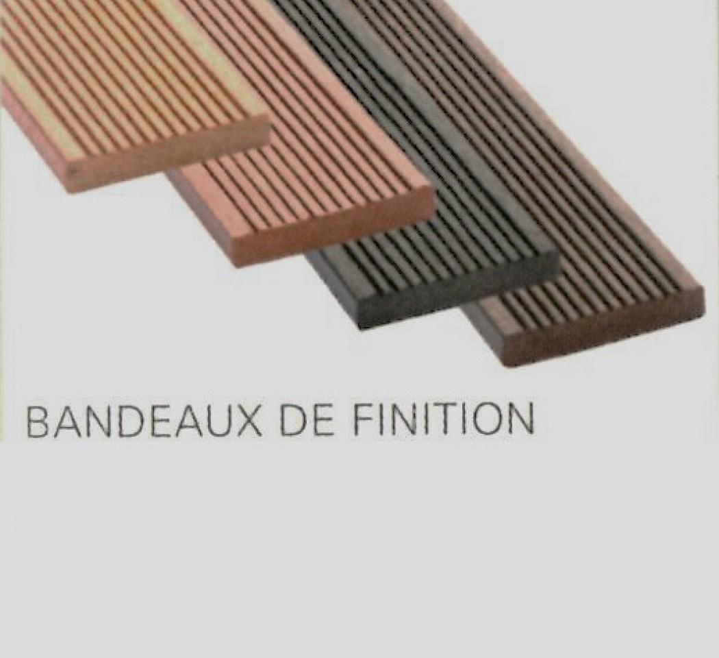 Jardin/Piscine | Lames Composite Standard | Bandeau De avec Destockage Lame Composite