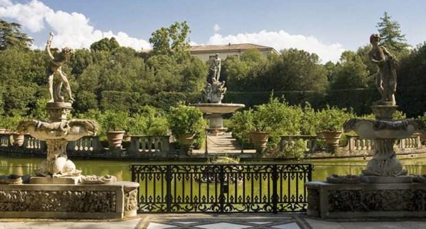Jardins De Boboli Em Florença | Dicas Da Itália encequiconcerne Jardin De Boboli