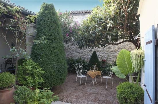 Le Jardin Provencal - Picture Of La Maison Du Peintre En avec Jardin De Provence