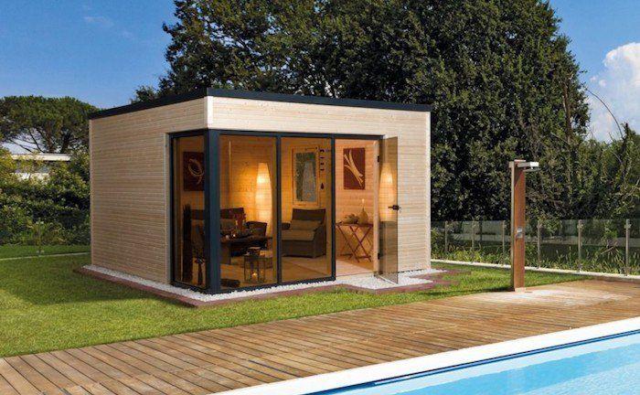 Le Top Des Abris De Jardin – 45 Idées Design | Abri De tout Abri De Jardin Design Toit Plat