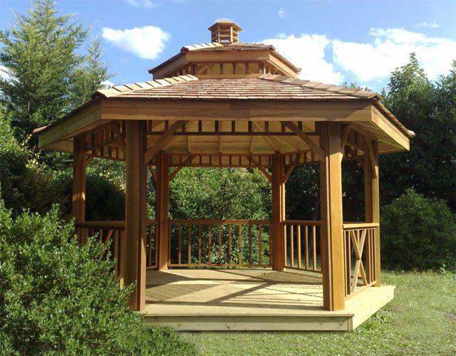 Les 25 Meilleures Idées De La Catégorie Kiosque Jardin Sur tout Kiosque De Jardin
