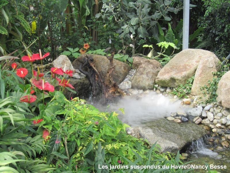 Les Jardins Suspendus Du Havre * Blog Voyage pour Jardin Suspendu Le Havre