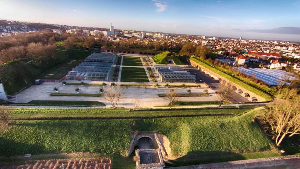 Les Jardins Suspendus, Le Havre,Seine-Maritime,France tout Jardin Suspendu Le Havre