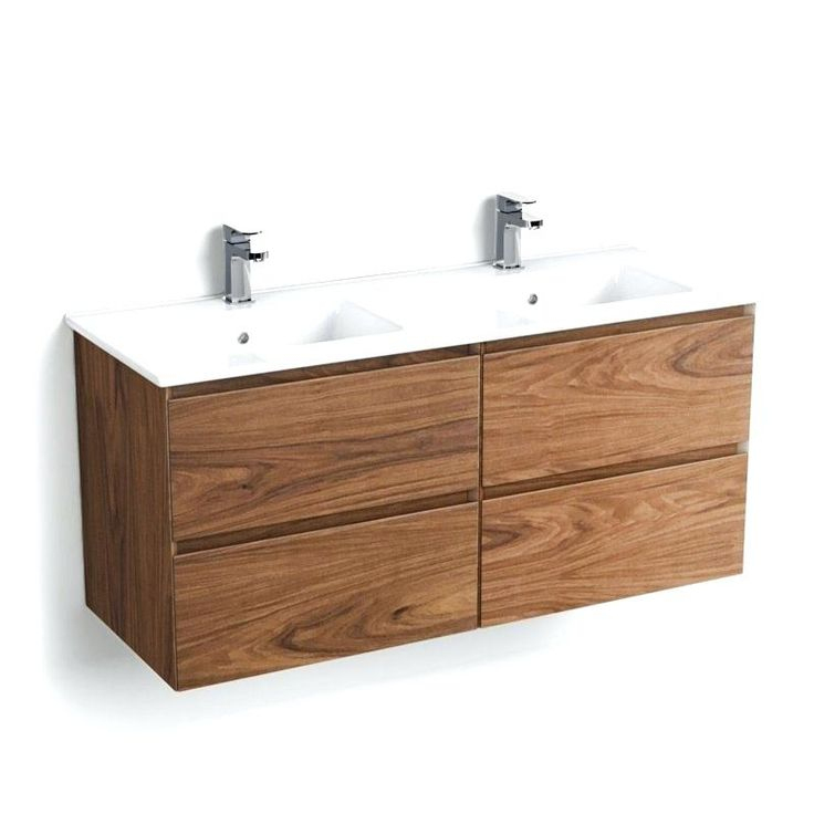 Meuble Sous Vasque 110 Cm Cordoue Meuble Salle De Bain destiné Double Vasque 110 Cm
