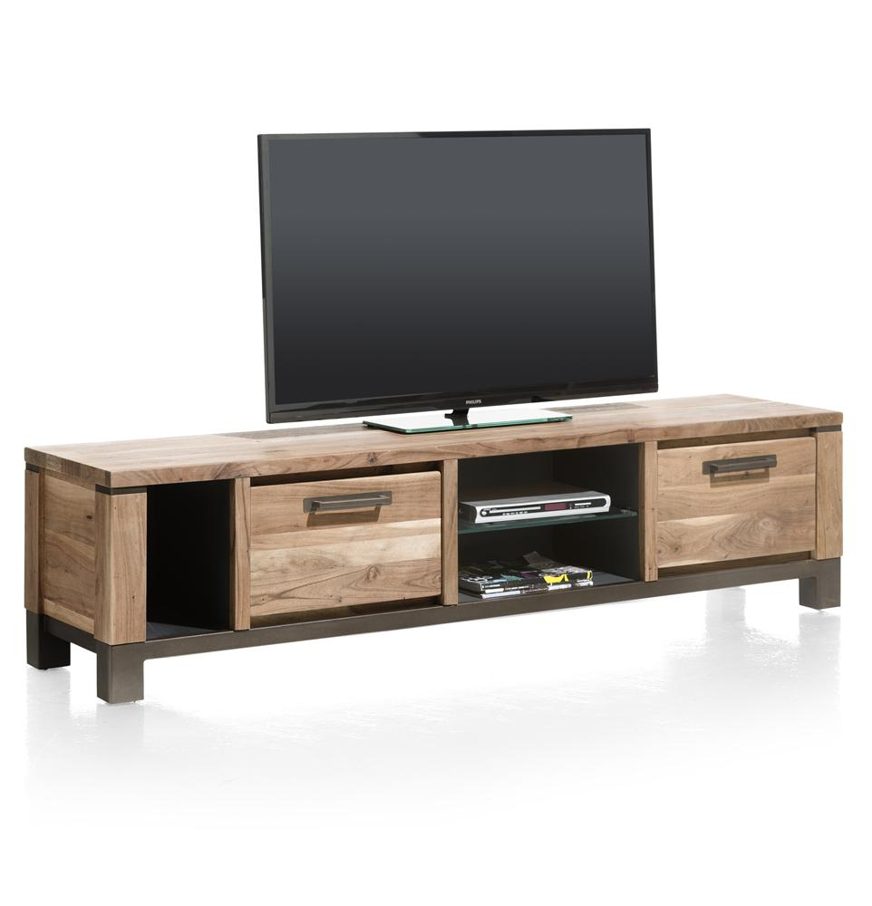 Meuble Tv Falster 190X45 - H&H - Home Villa à Meuble H Et H