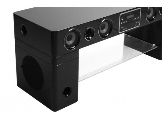 Meuble Tv Home Cinema Integre Watts Ii Bluetooth Noir Tout Meuble Tv Avec Enceinte Agencecormierdelauniere Com Agencecormierdelauniere Com