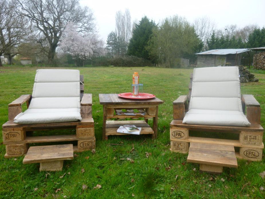 Plan Salon De Jardin En Palette Europe - Mobilier De dedans Plan Salon De Jardin En Palette