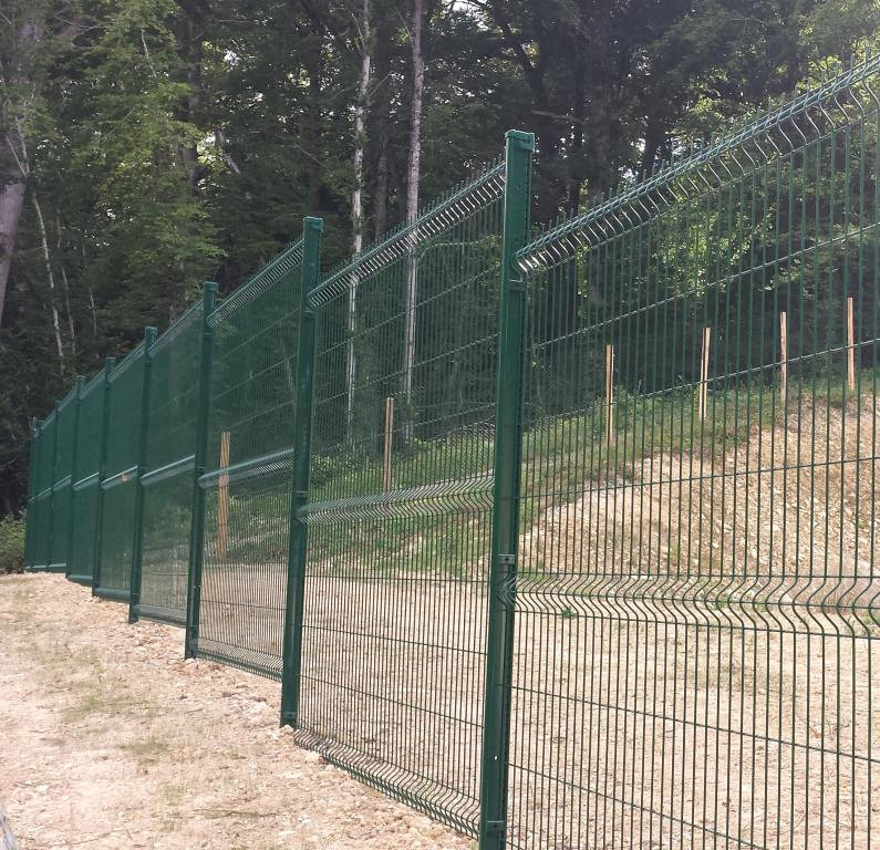 Poteau Beton Cloture Bricomarche - 1Stepclinic serapportantà Bordure Jardin Bricomarché