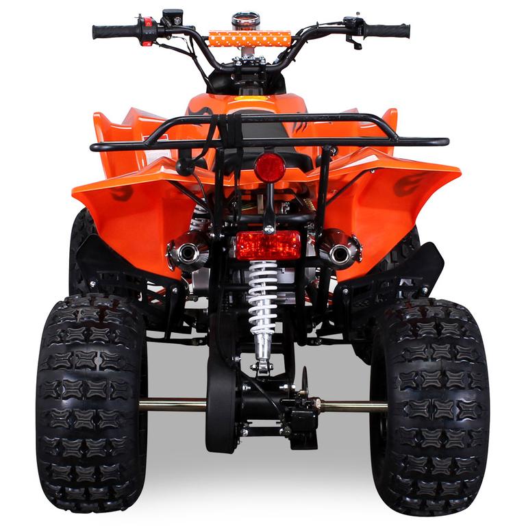 Quad S10 Enfants 125 Cc Couleur Orange - Quad/Quad tout Quad Thermique Enfant