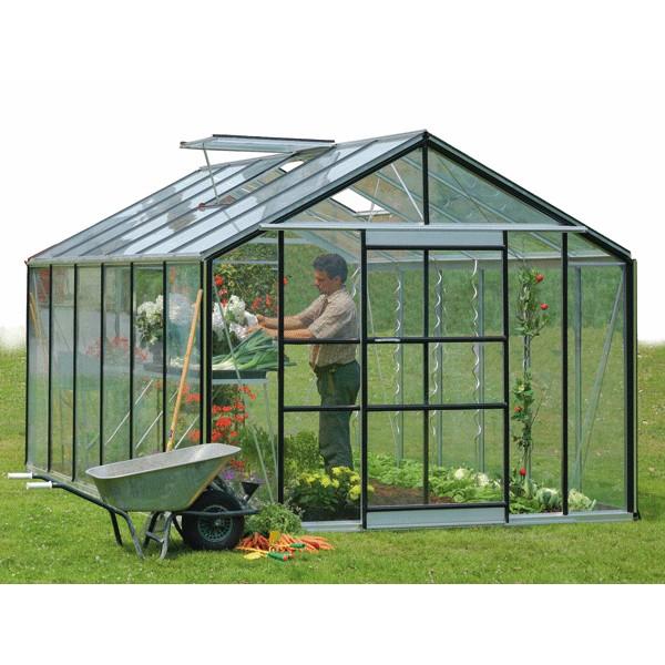 Serre De Jardin Acd Serranova 38 A, Serre En Verre Horticole destiné Ma Serre De Jardin