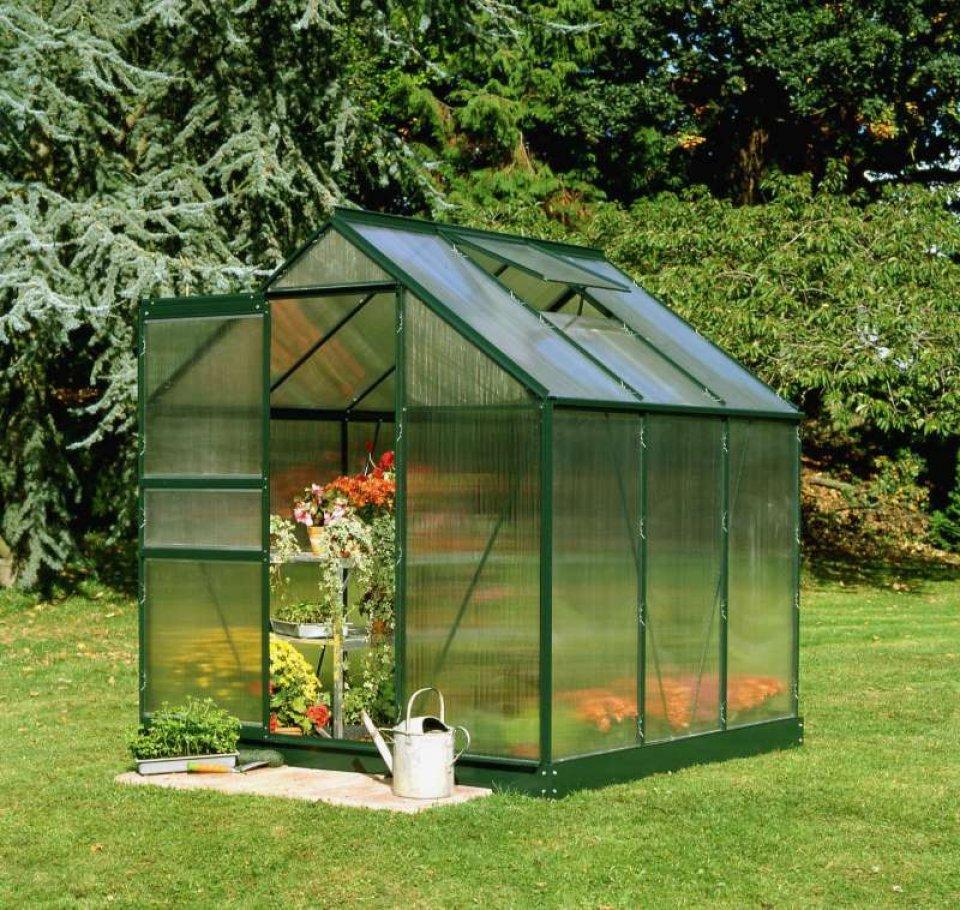 Serre De Jardin Pas Cher - Petite Surface 4M2 - Popular 66 intérieur Ma Serre De Jardin