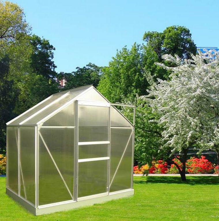 Serre De Jardin Polycarbonate Alvéolaire Serre De Jardin serapportantà Serre De Jardin Polycarbonate