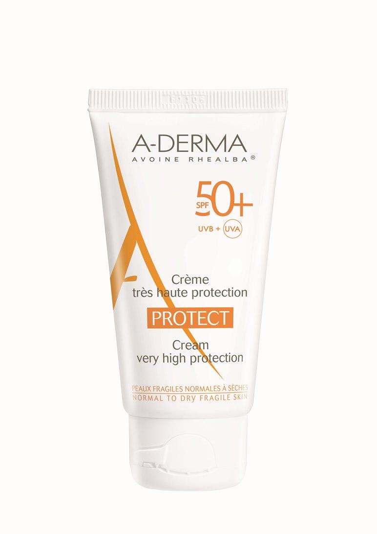 Solaires A-Derma Protect Pour Bronzer En Toute Securite encequiconcerne A-Derma