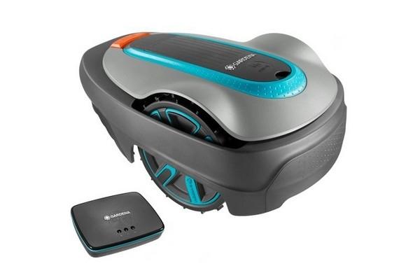 Tondeuse Robot Gardena Smart Sileno City 250 pour Tondeuse Robot Gardena